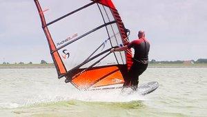 Windsurfen de Houw