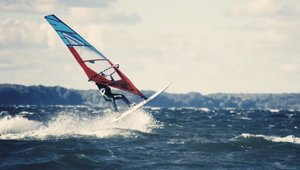 WindSurfing in Poland