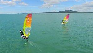 Windsurf Foiling | Takapuna