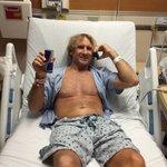 Robby Naish wraca do zdrowia