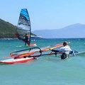 Windsurfing? Tylko Vassiliki w Grecji!