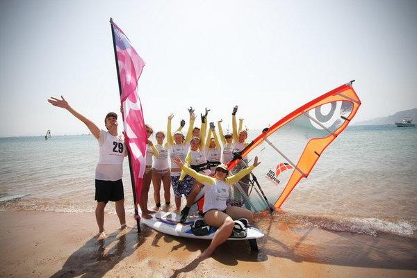 dahab windsurfing kitesurfing