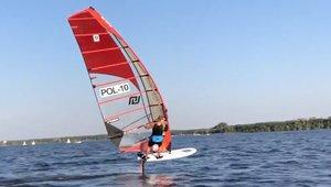 Wojtek Brzozowski - Foil Windsurfing