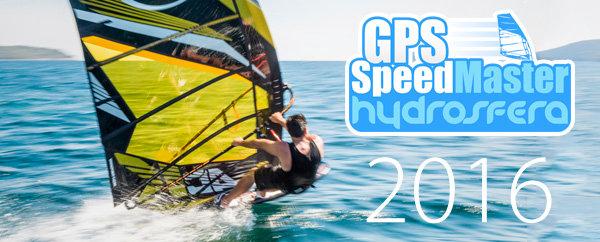 szybka dostawa uroczy unikalny design Hydrosfera GPS Speed Master 2016 - Wydarzenia - Windsurfing.pl
