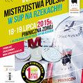 II Otwarte Mistrzostwa Polski w SUP na Rzekach