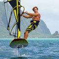 Foil windsurfing od Robby'ego Naisha