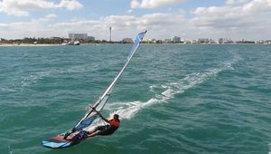 Windsurfing Cancun