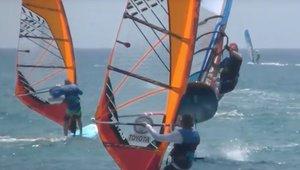 Windfoiling - początki