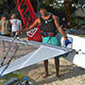 Gollito Estredo testuje sprzęt na 2014