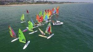 Australian windsurfing one design 2018