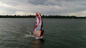 Winsdurfing Jezioro Pławniowice