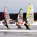 Sukcesy Polaków na MŚ w windsurfingu lodowym!