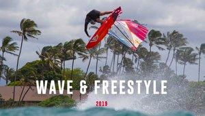 Fanatic Wave & Freestyle Range 2019