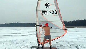 Windsurfingowe morsowanie