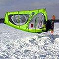 Loopy na śniegu