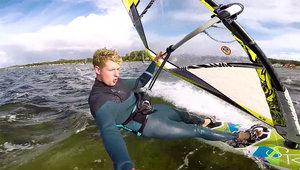 Windsurfing Chałupy 2018 35kt