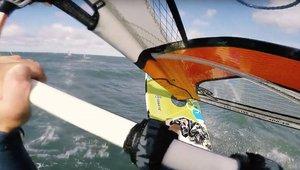 Windsurfing w Danii