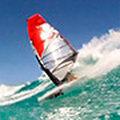 Scott McKercher na australijskich falach