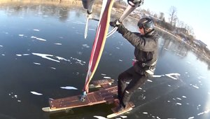 Iceboard w Koninie