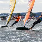 Pierwsze rozstrzygnięcia Mistrzostw Polski w windsurfingu