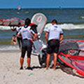 Lotto Windsurf Cup Łeba - dzień1