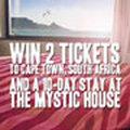 Wygraj 10 dni w Mystic House w Kapsztadzie!