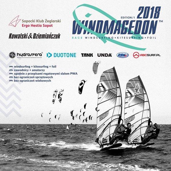 oficjalny sklep butik wyprzedażowy oszczędzać Windmagedon 2018 - Wydarzenia - Windsurfing.pl