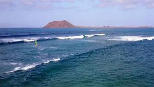 Windsurfing Rocky Point