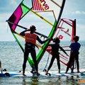 Spróbuj windsurfingu na tandemie!
