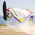 Pierre Mortefon - slalomowy trening