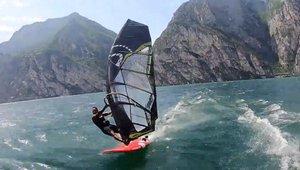Taty Frans nad Jeziorem Garda