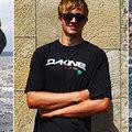 Nikodem Merlak - windsurfing to adrenalina