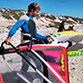 Freestyle'owy prototyp Neil Pryde 2013