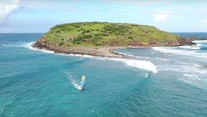 Windsurfingowy raj