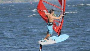 Sailworks Bump n Jump Foiling