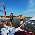 Zacznij przygodę z windsurfingiem!