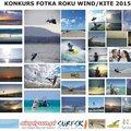 """Rozstrzygnięcie konkursu """"FOTKA ROKU WIND/KITE 2015"""""""