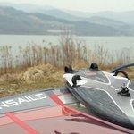 Brać windsurfingowa troszczy się o zbiorniki wodne