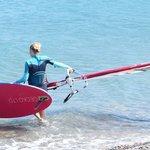 Polska szkoła windsurfingu na Kos