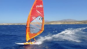 Windsurf in Karpathos