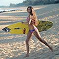 Surfujące dziewczyny O'Neill'a