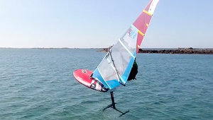 AFS windsurf foils - by Foil and Co