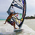 Windsurfing Into the Unknown - Kenia