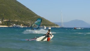 Vassiliki Freestyle Action