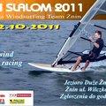 ŻNIN SLALOM 2011 przesunięty 08-09.10