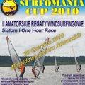 Regaty Surfomania Cup 2010 już 26 czerwca