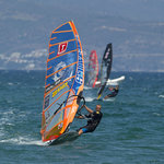 Rutkowski najlepszy w slalomie w czasie Lotto Windsurfing Cup!