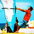 Slalomowe akcje z Costa Brava