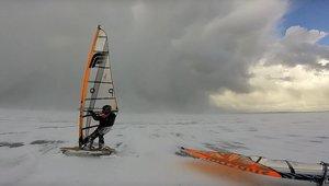 Iceboard Śniardwy Okartowo 2017