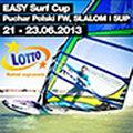 EASY Surf Cup - Puchar Polski FW, SLALOM i SUP